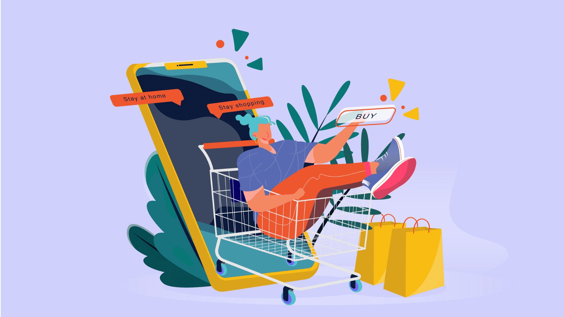 build your shopping app