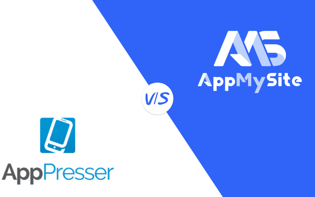 AppMySite vs AppPresser