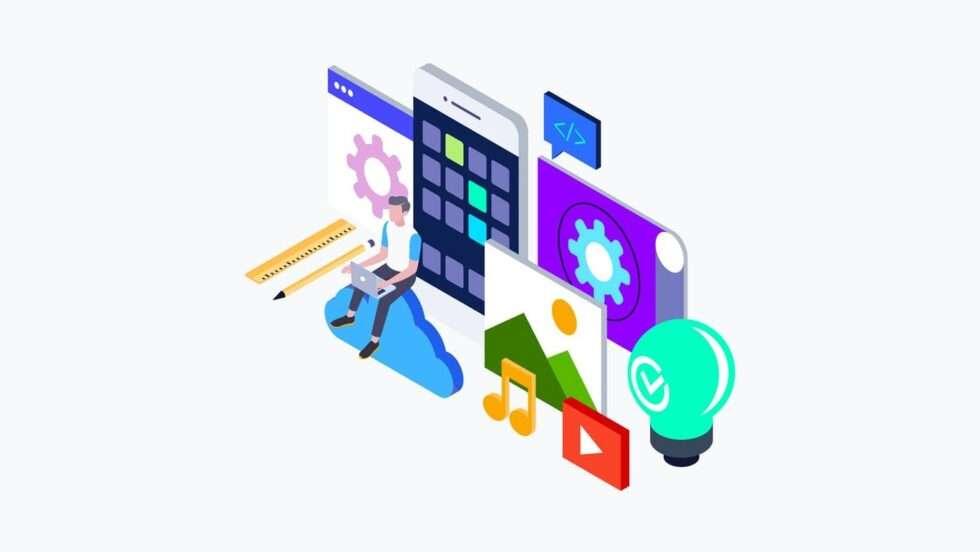 woocommerce app builder