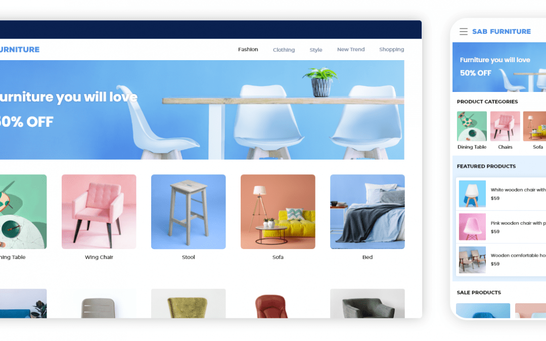 Explore the salient features of AppMySite WooCommerce AppBuilder