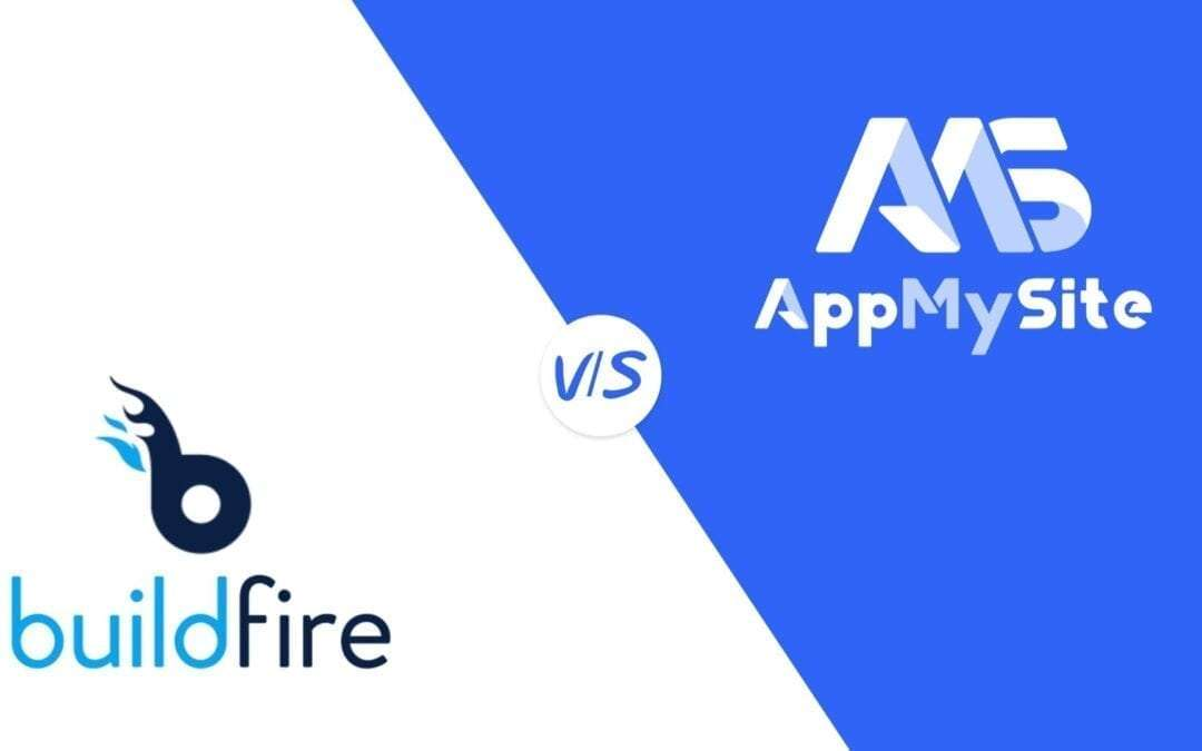 AppMySite  – Best alternative to BuildFire