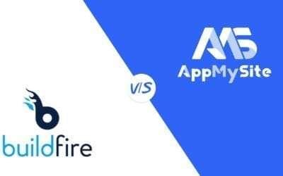 AppMySite  – Best alternative to BuildFire