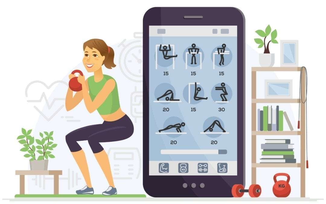 How mobile apps can transform the fitness industry – build a mobile app for fitness club