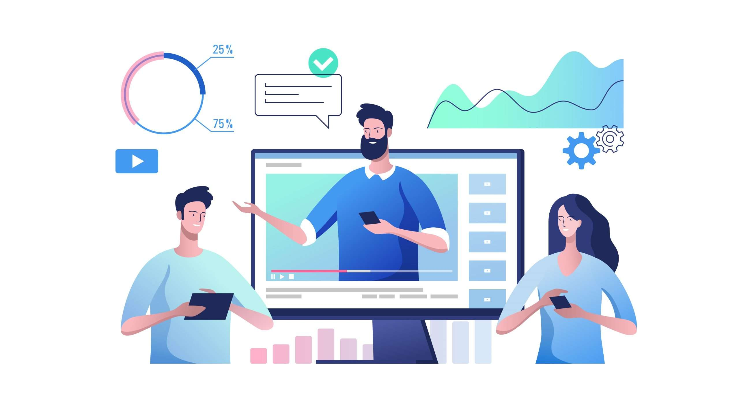 Video Marketing for Community apps
