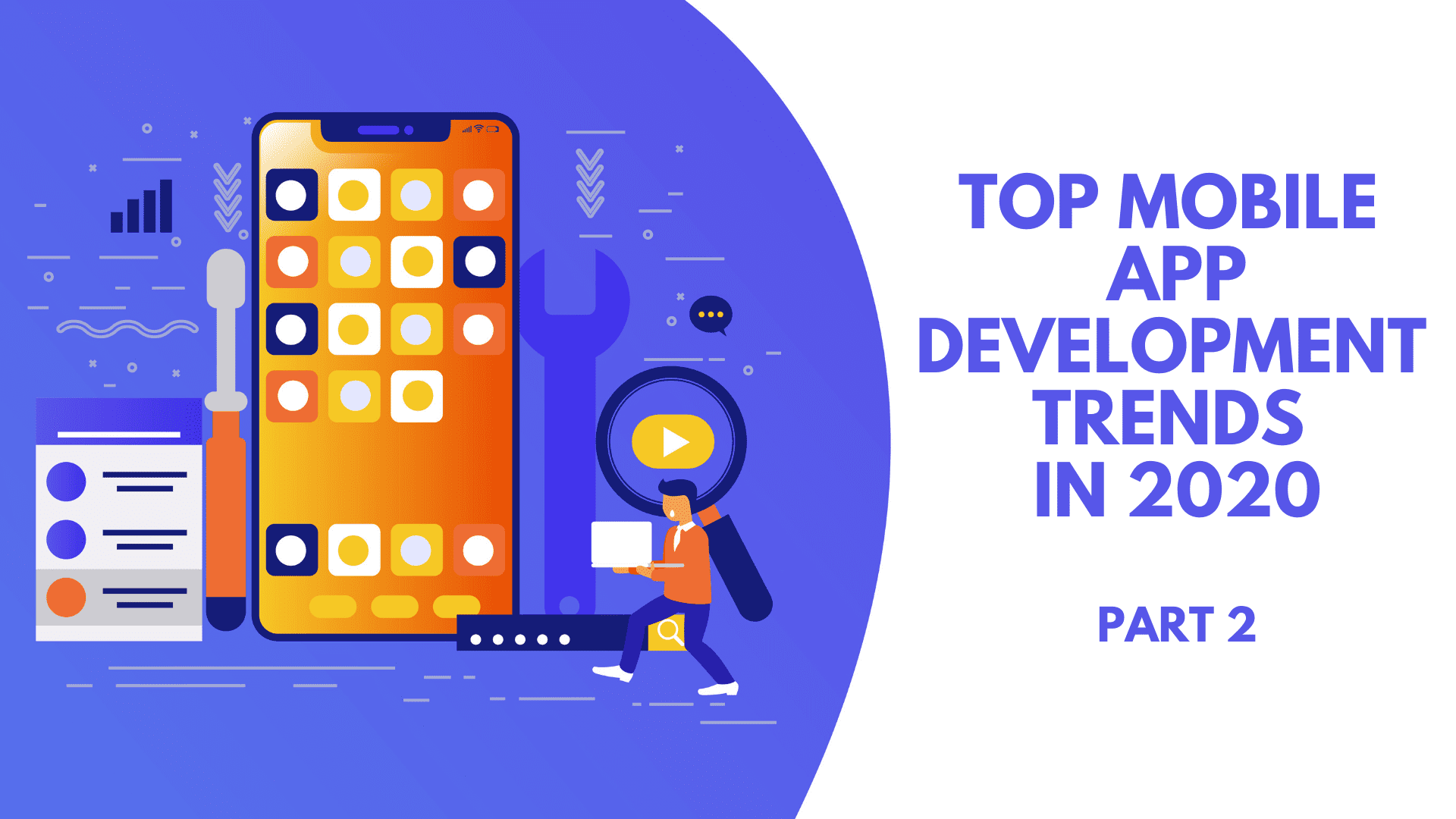 Mobile app development top trends
