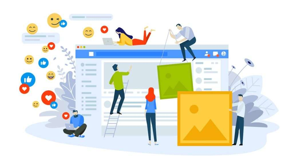 Facebook marketing for mobile app