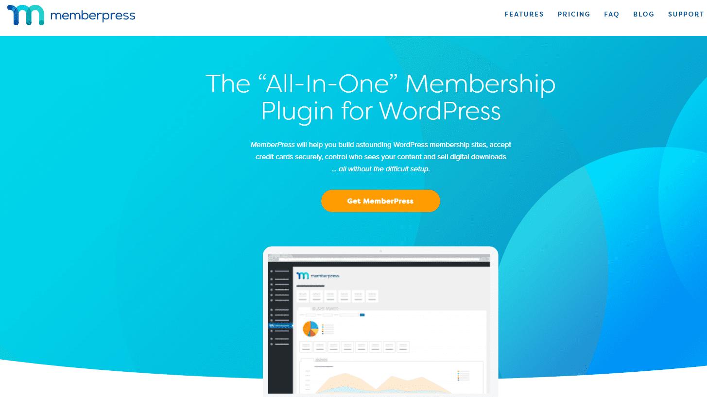 Member press plugin