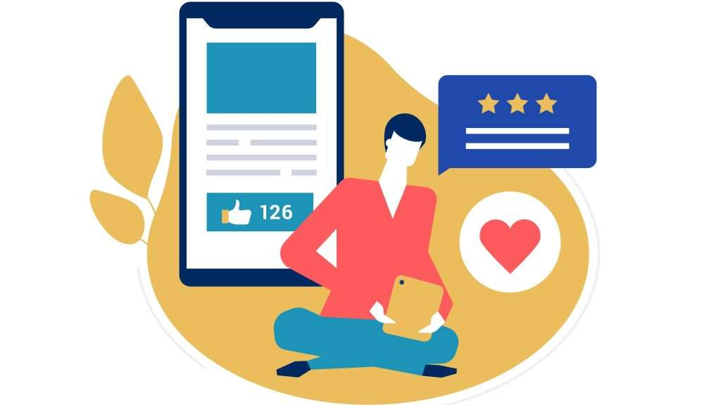Boost Online reputation