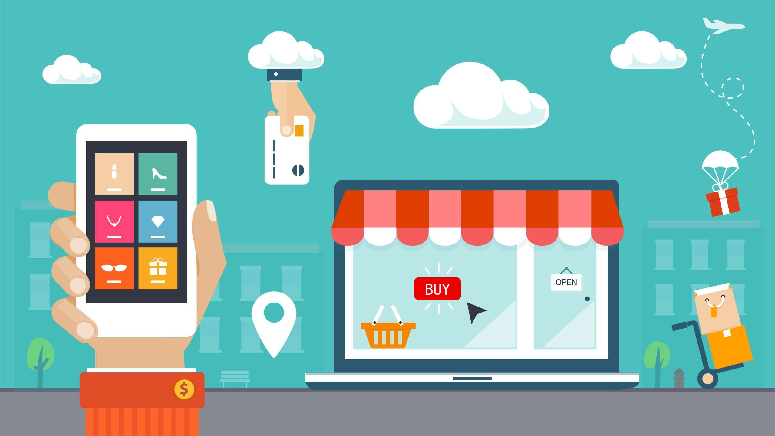Create a Shopify mobile app