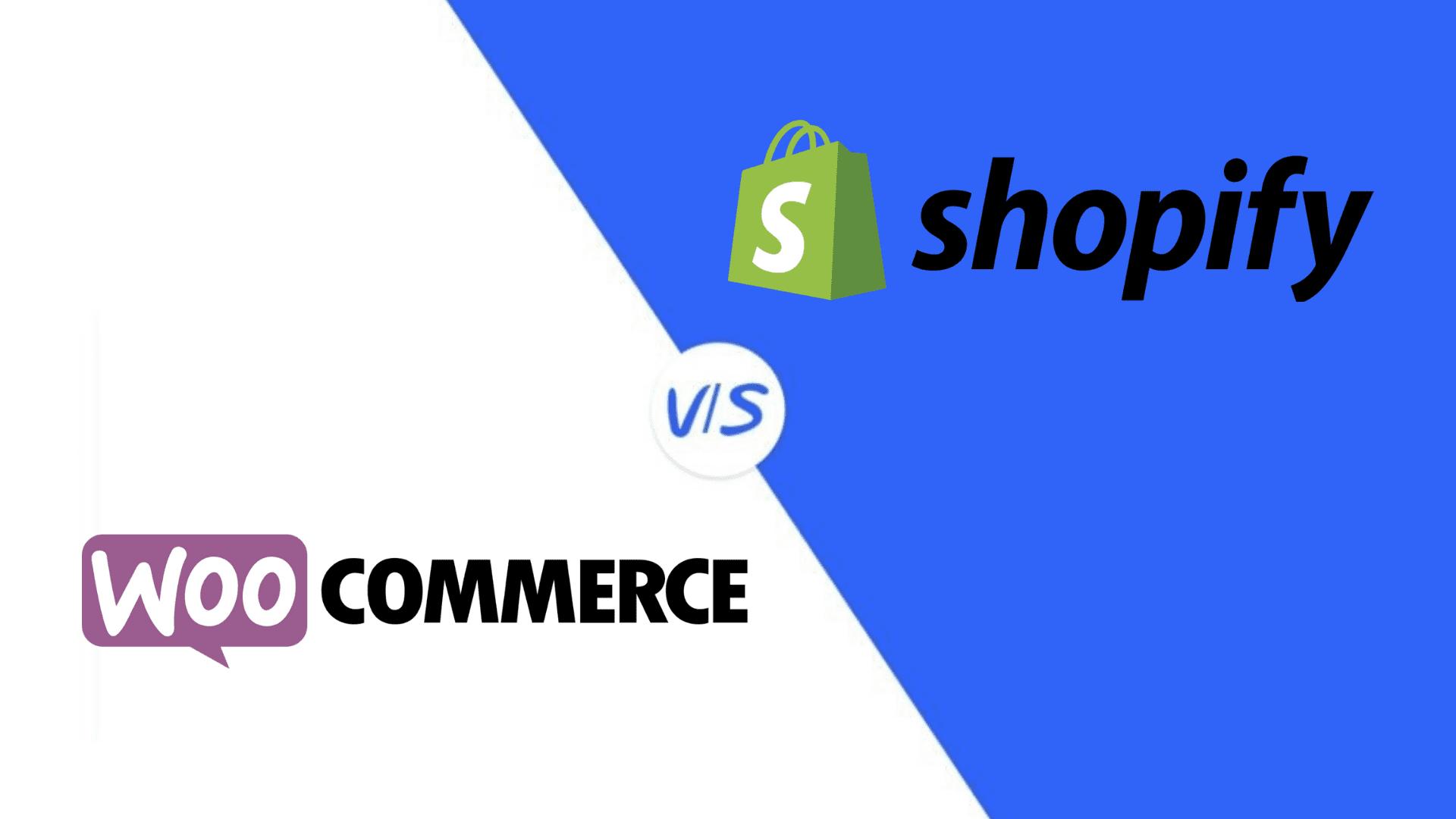 Shopify v/s WooCommerce