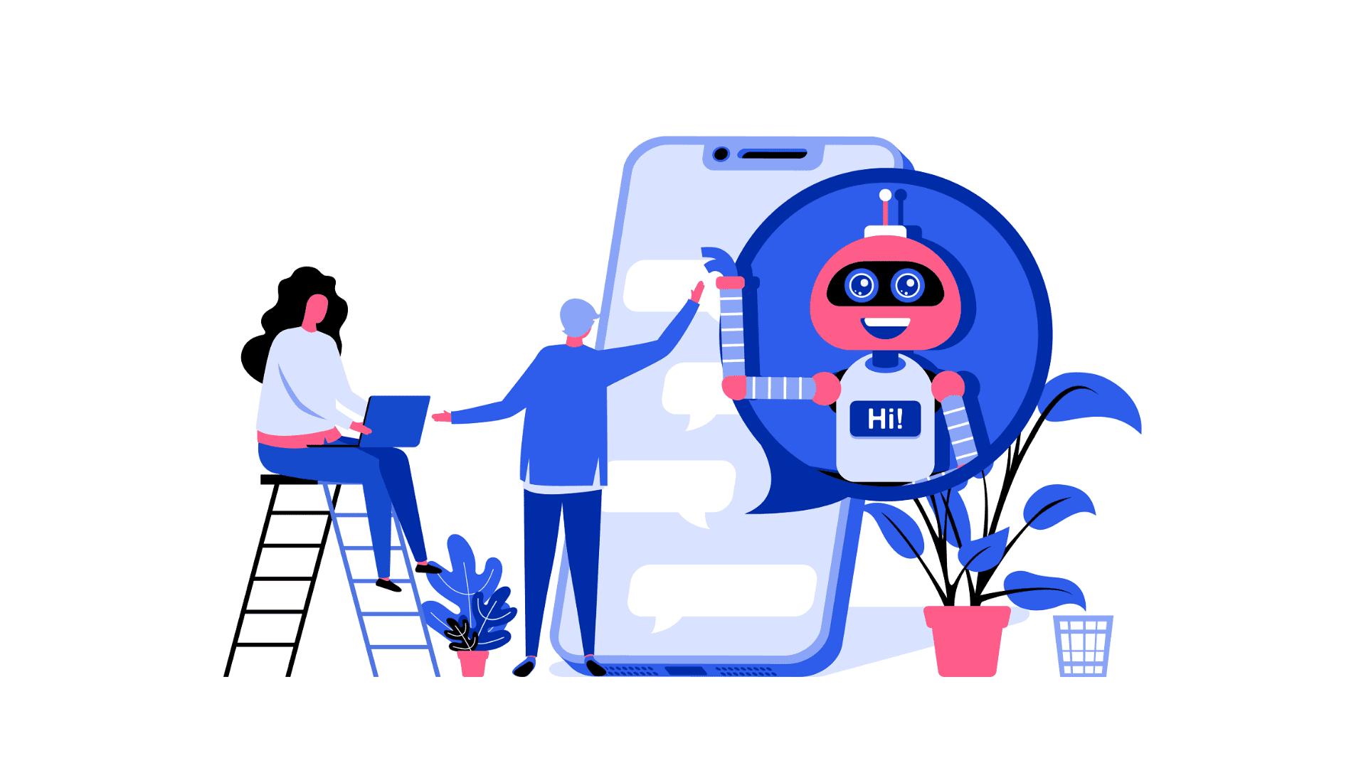 Create AI powered app