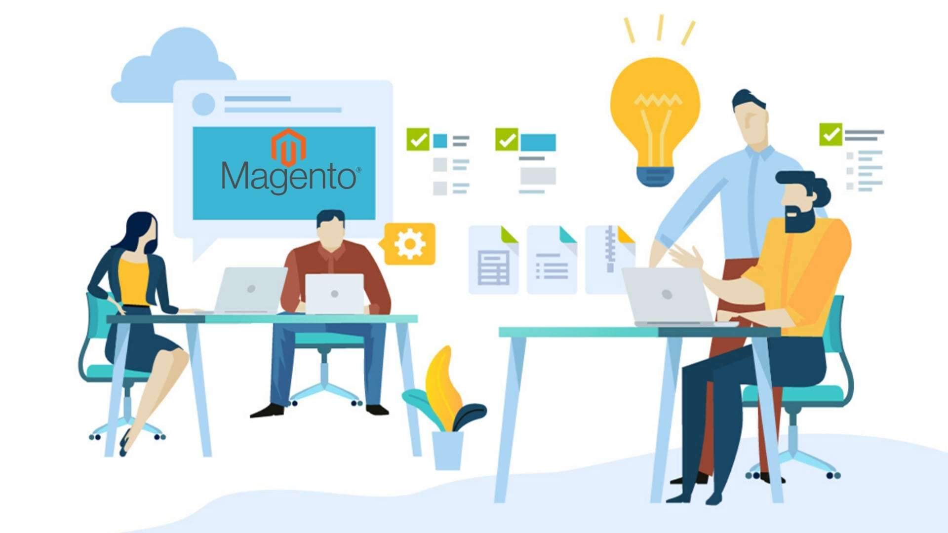 Magento, the choice of luxury brands