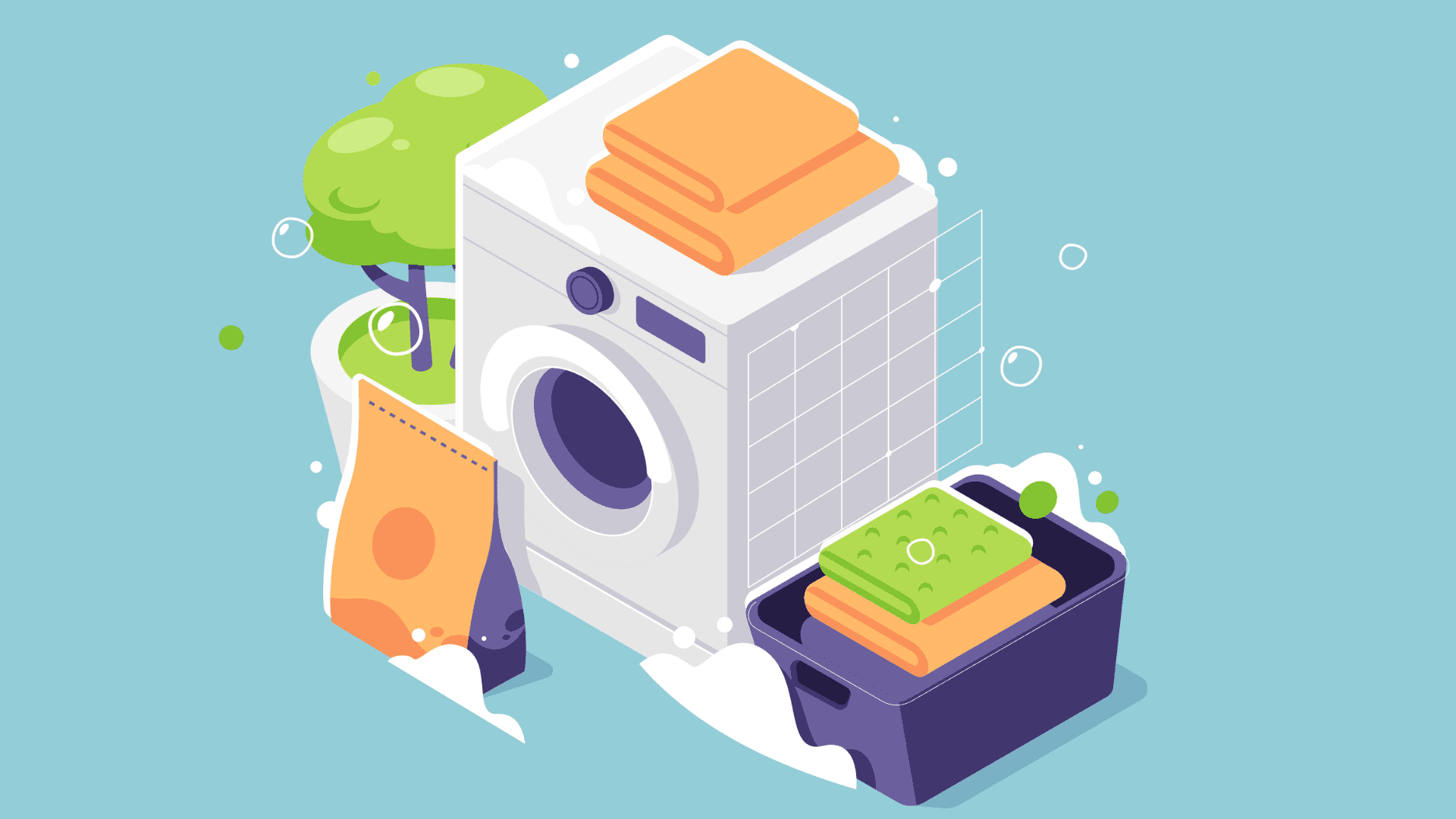Dry cleaner and laundry app