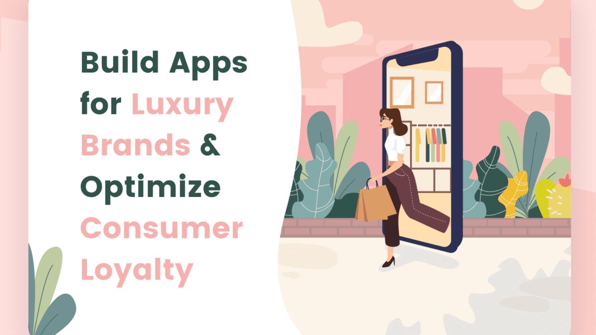 luxury brand app