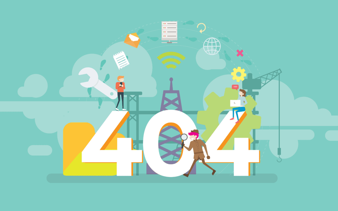 404 error screen mobile apps