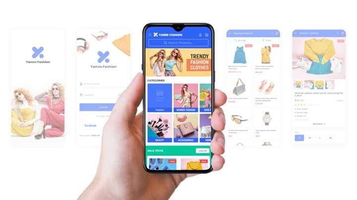 App builder choice