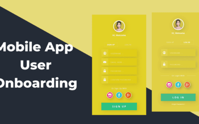Tips to offer the best onboarding experience to your mobile app users
