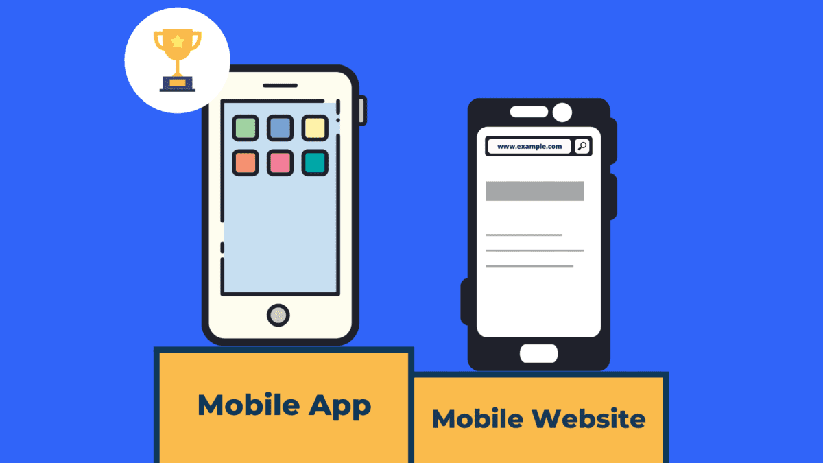 Mobile app vs mobile website - Which should you choose?