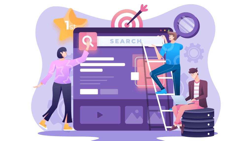 Using SEO for app marketing