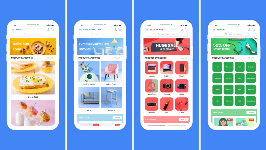 design your home screen