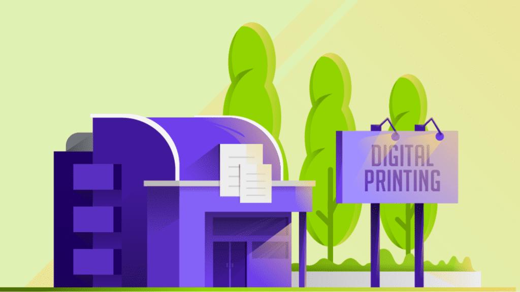 Digital Print on Demand business