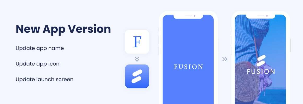 new app version