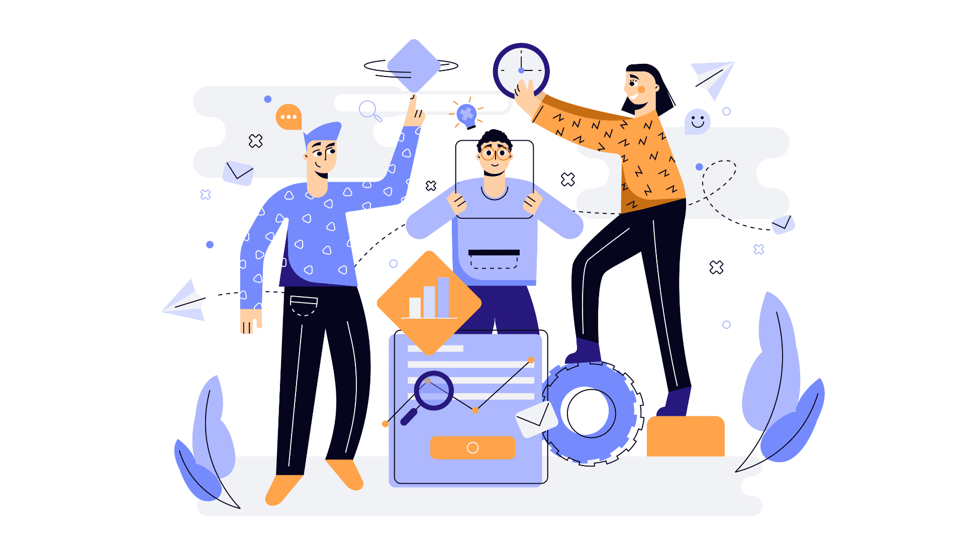 improve mobile app development with team collaboration