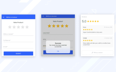 Announcement: Now collect reviews and feedback from your app users