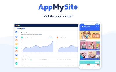 How does AppMySite simplify app design?