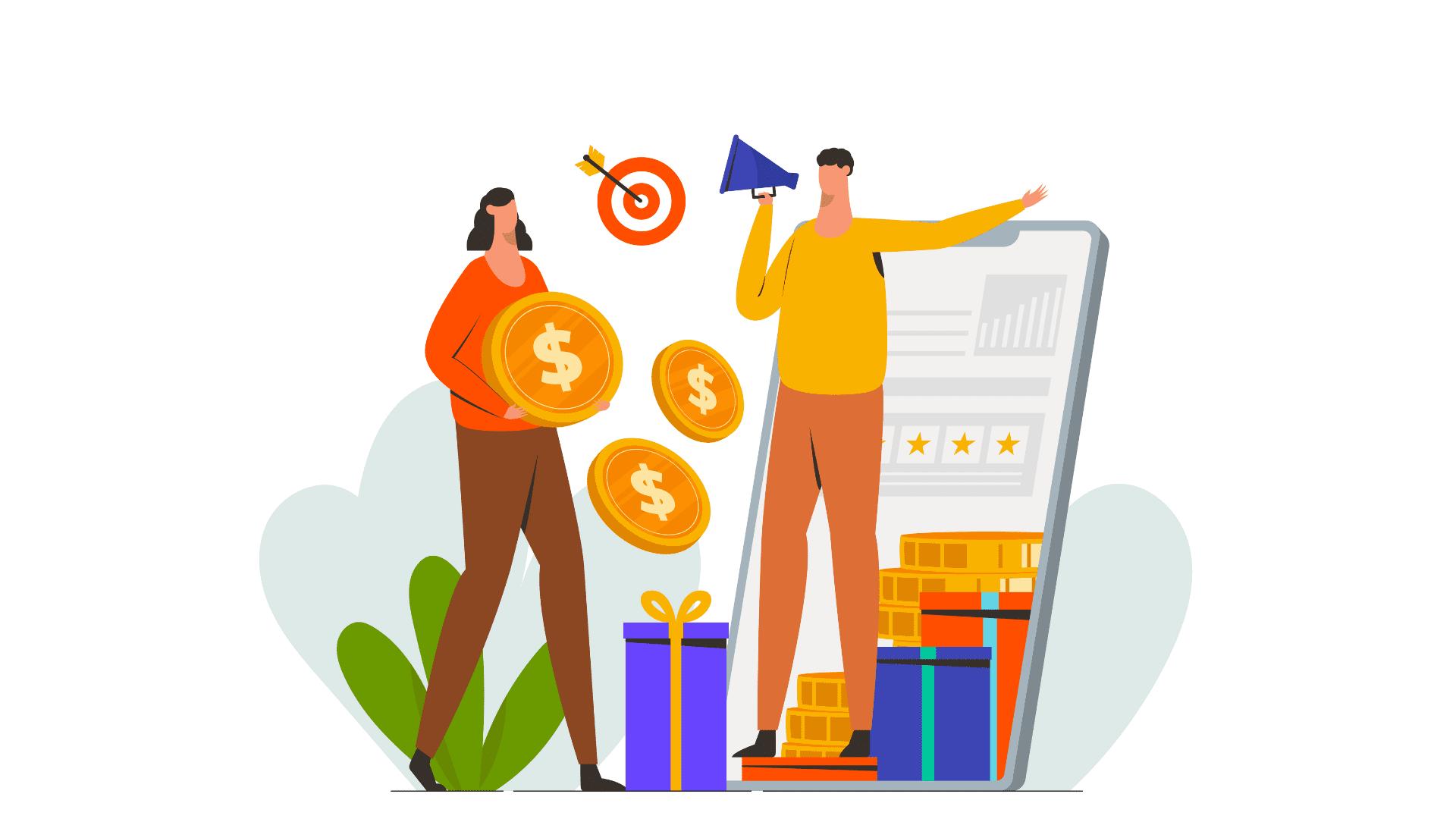in-app ad & marketing