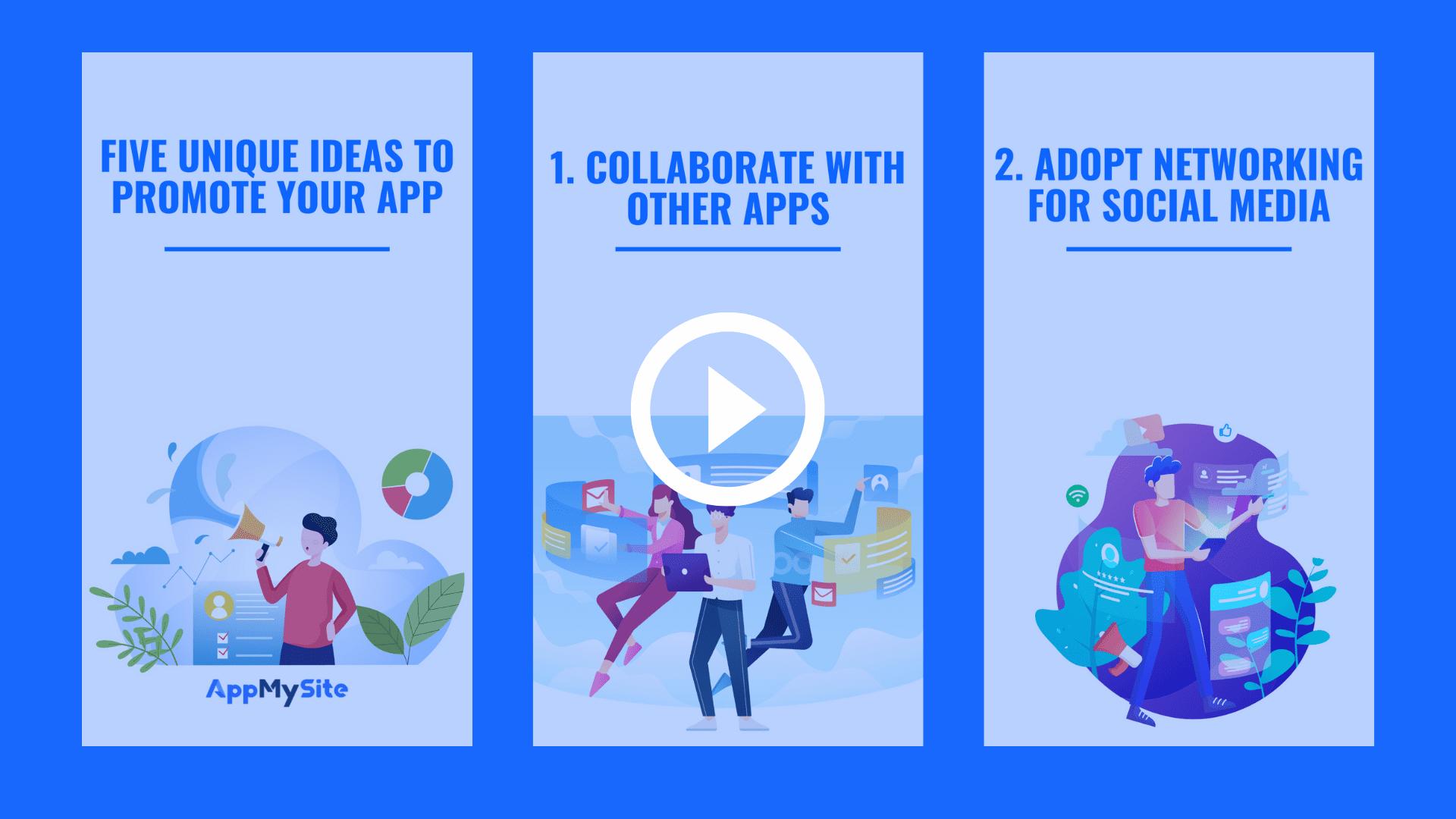 Five unique ideas to promote your app