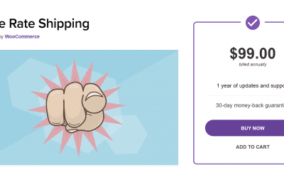 AppMySite now supports WooCommerce Table Rate Shipping plugin