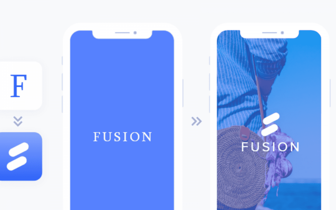 Get a design makeover for your app with the New App Version add-on