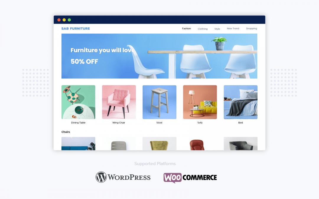WordPress or WooCommerce website
