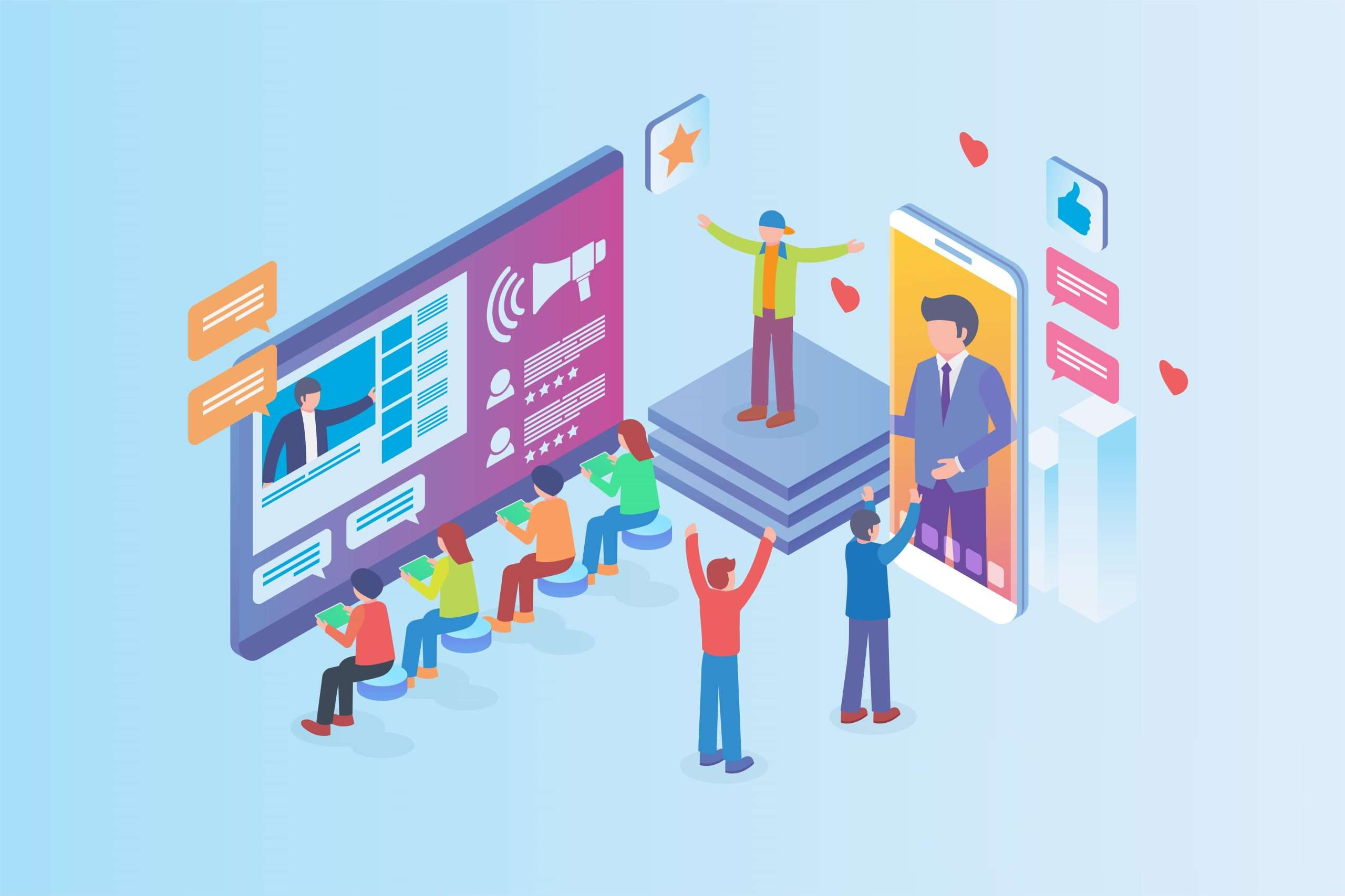 Influencer marketing to promote your app