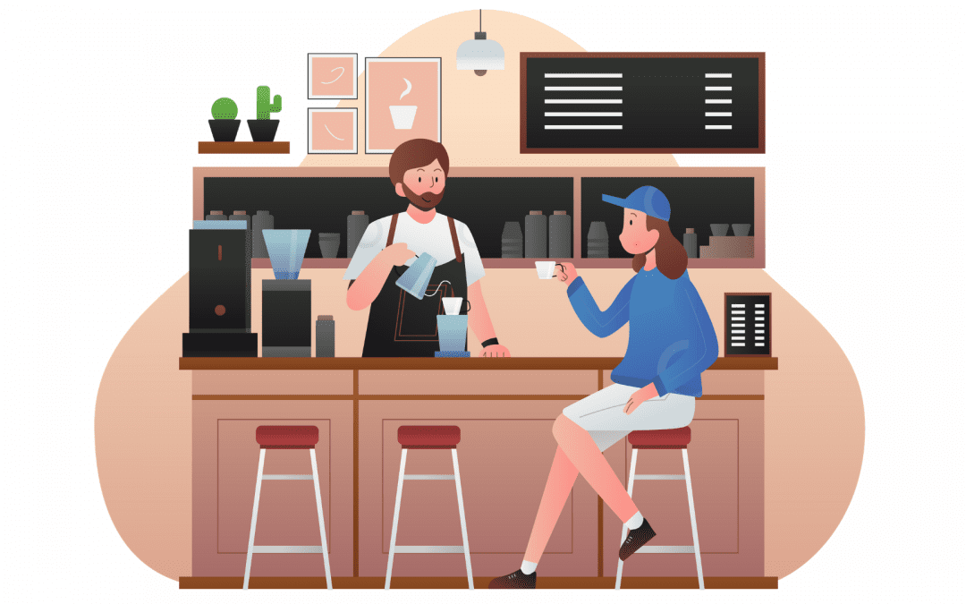 Build your own café app and brew more orders online