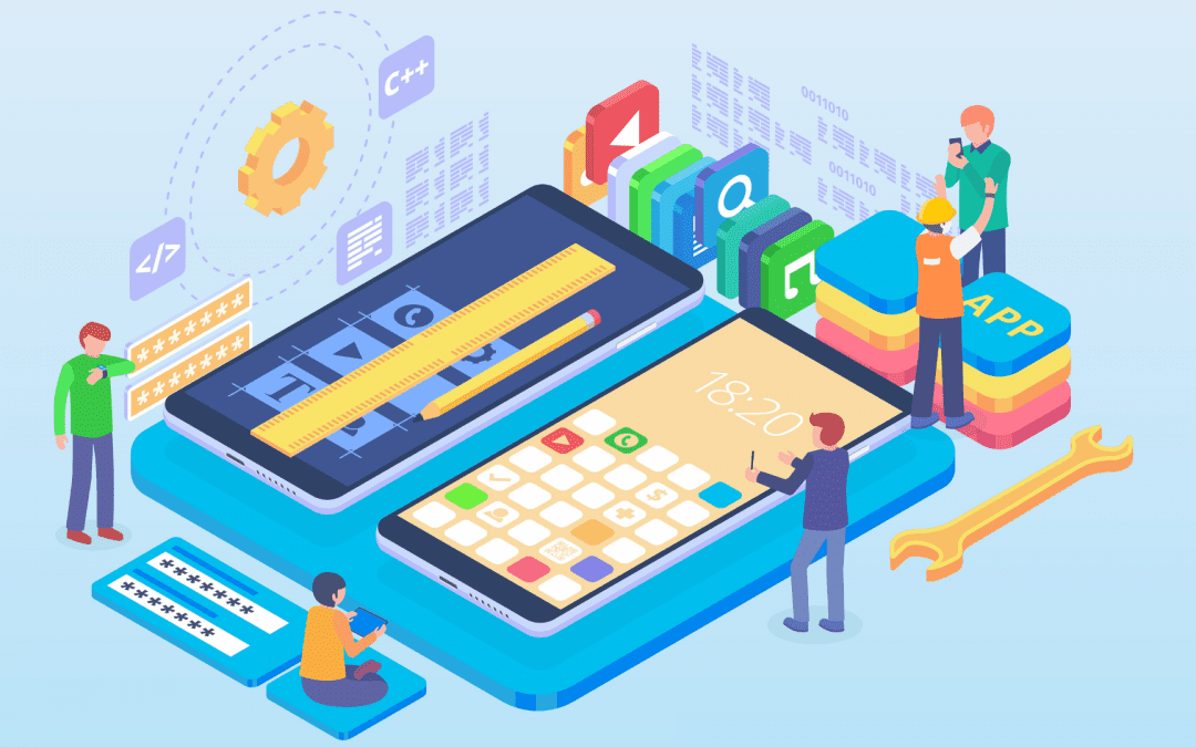 Develop an app with Appmysite
