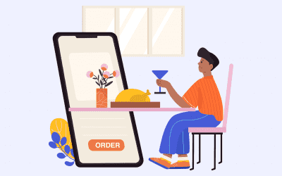 Create a restaurant app and offer no-contact eMenu to your customers