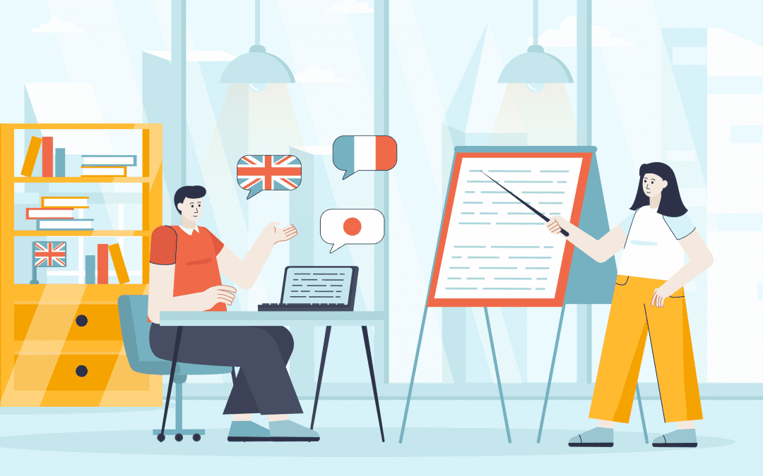 Benefits of creating a multilingual website and app for your online business
