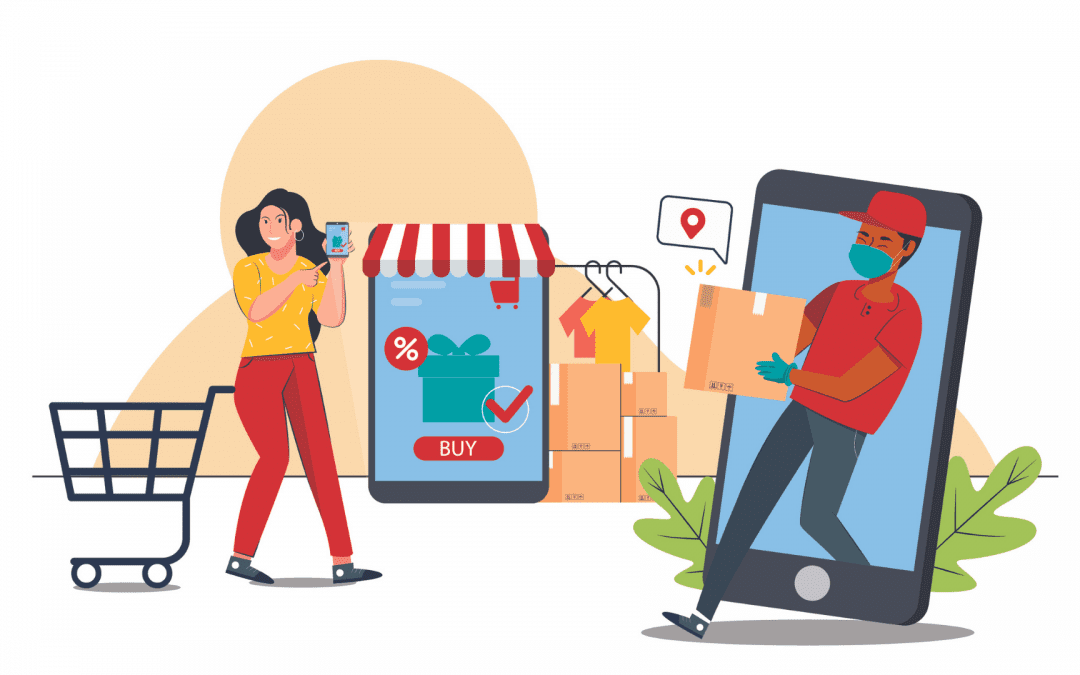 Selling on platforms like Amazon vs setting up your own online store