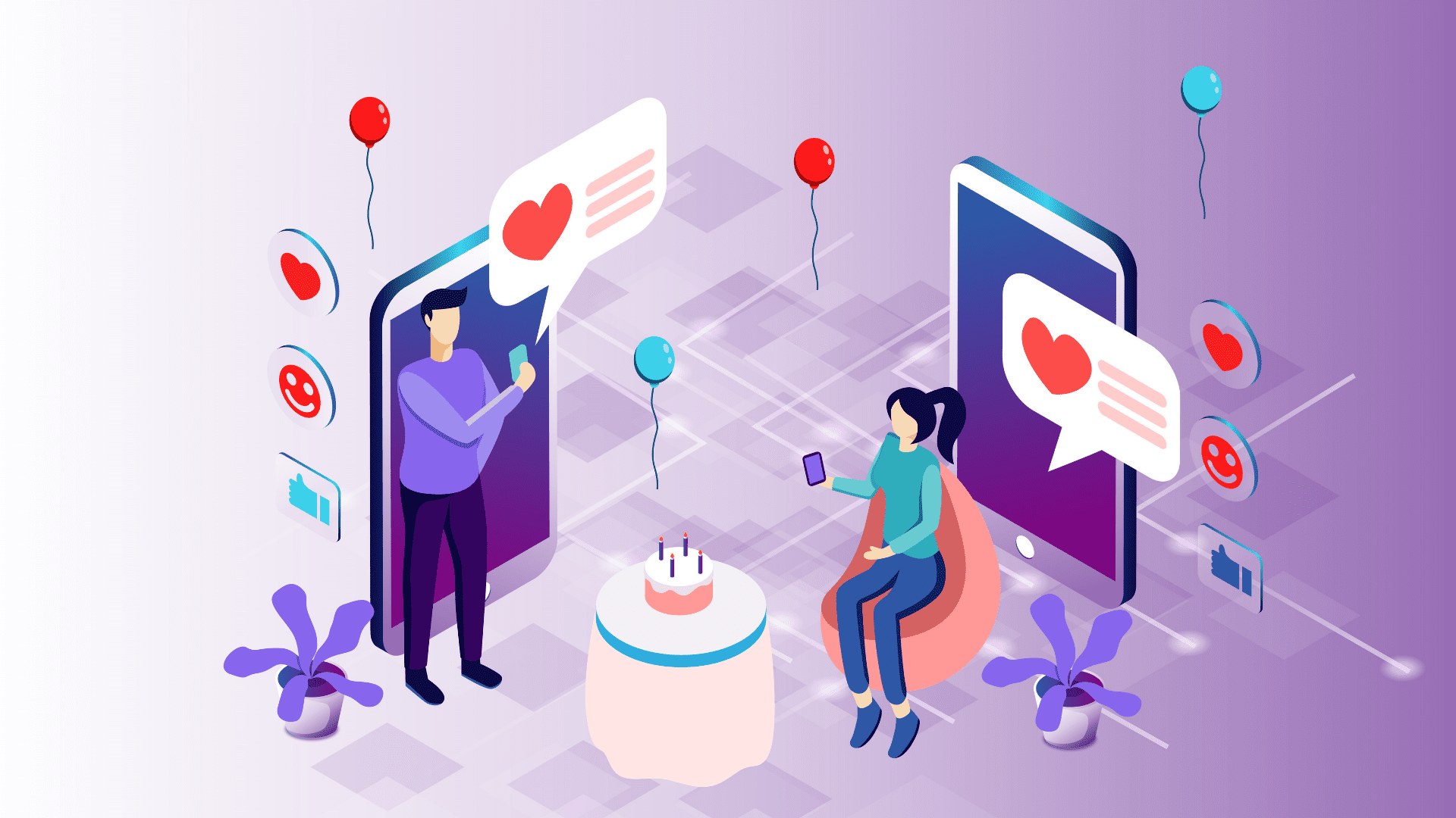Create dating app with AppMySite