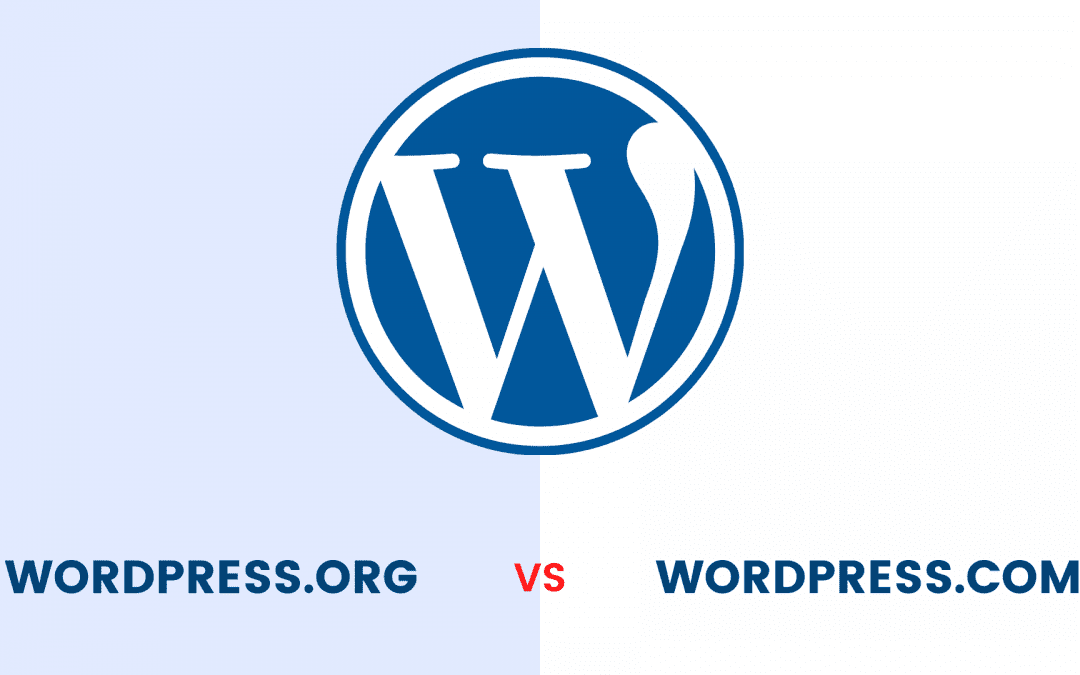 WordPress.com vs WordPress.org: Here's all that you need to know