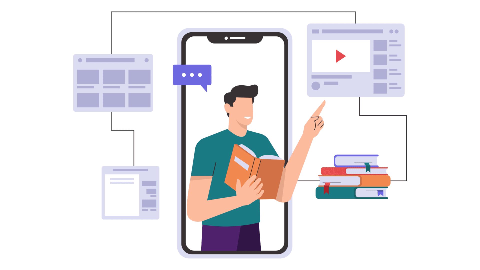 Build a school app
