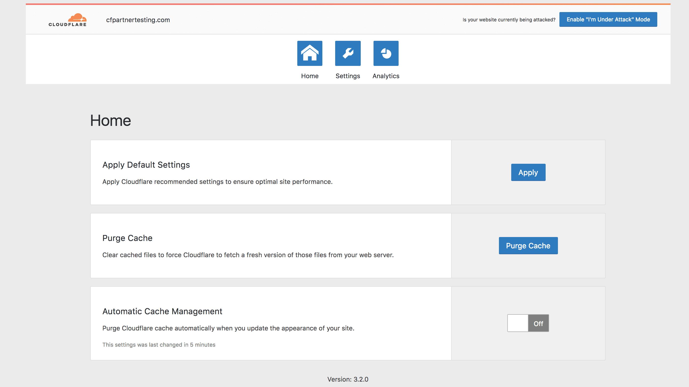 Cloudflare WordPress plugins