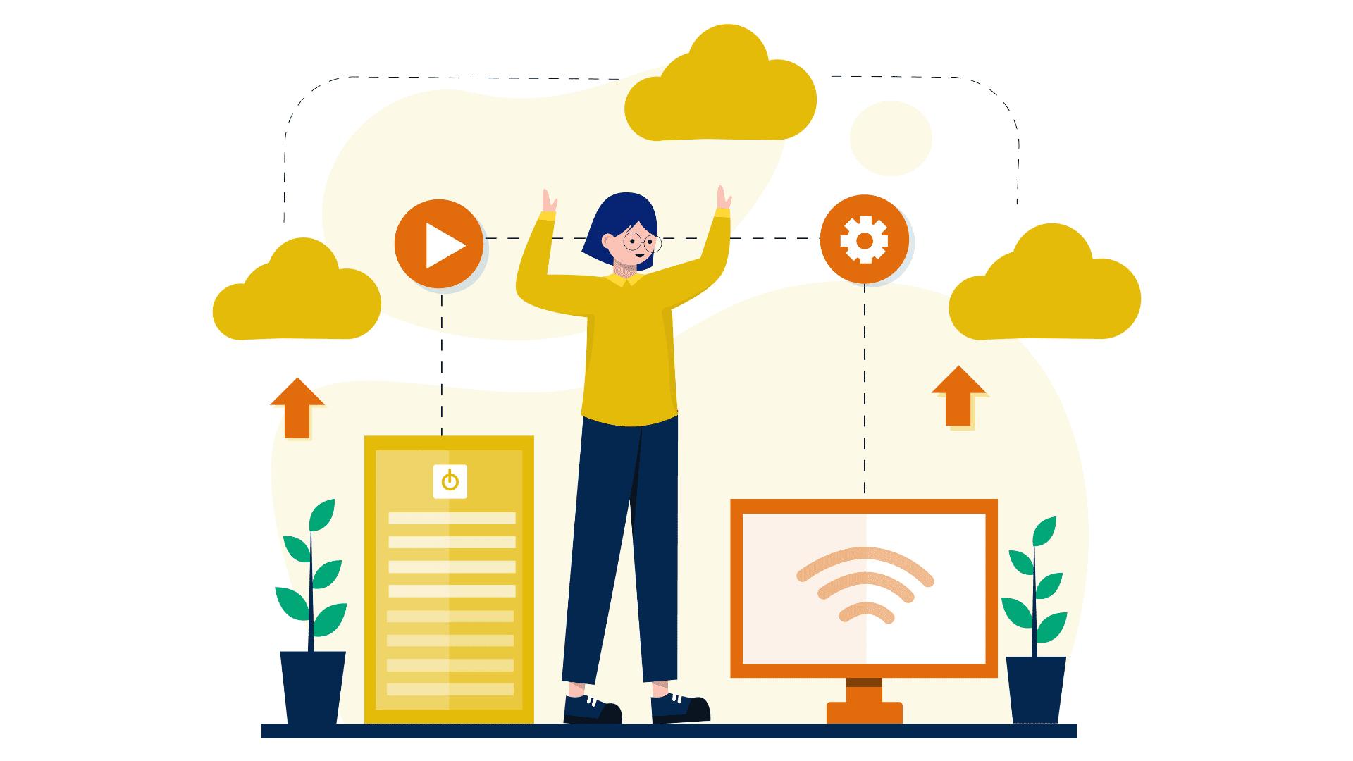 Content distribution network